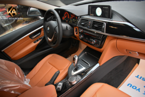 BMW 3 Interior design