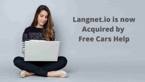 Langnet.io Acquired by Free Cars Help